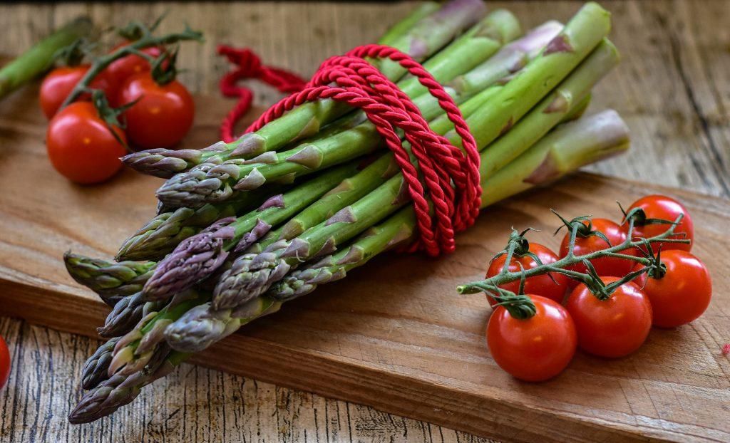 benefici asparagi